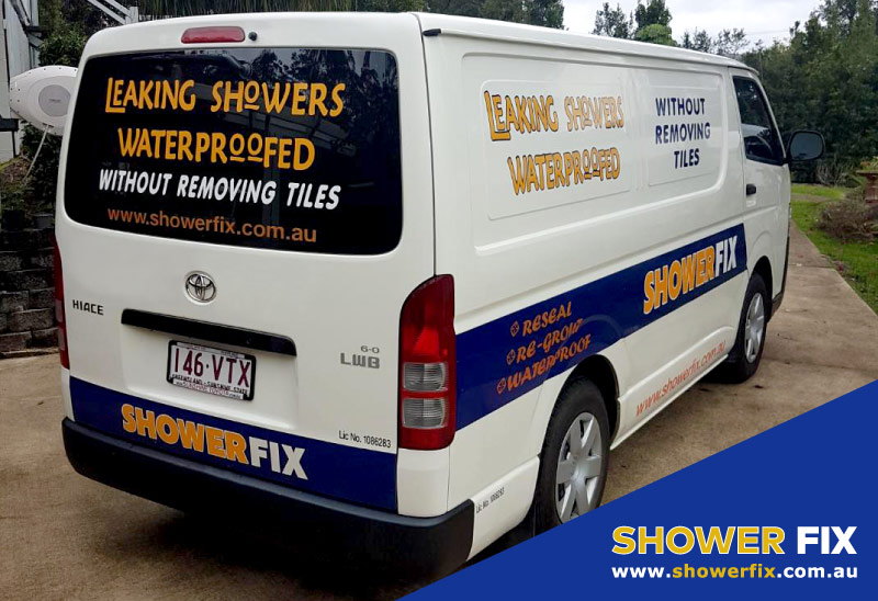 regrouting sunshine coast waterproofing